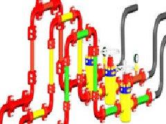 综采工作面供液管路压力损失计算-